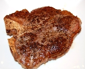 Porterhouse Steaks ($14.99/lb.)