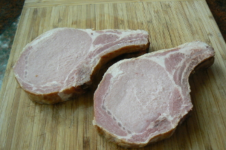 Smoked Pork Chops Bone-in ($9.99/lb.)
