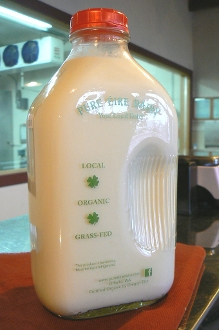 Whole Milk (half gallon) Order by Sunday