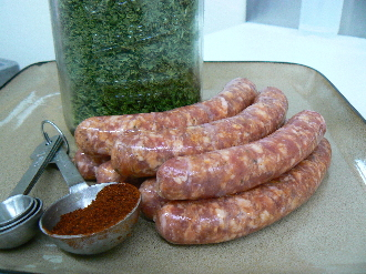 Breakfast Sausage Links ($8.99/lb.)