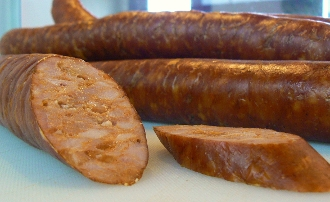 Linguica Sausage Linked ($8.99/lb.)