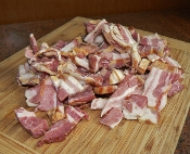 Bacon Ends & Pieces ($6.99/lb.)