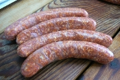 Sweet Italian Sausage Linked ($8.49/lb.)
