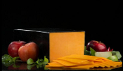 Sharp Wisconsin Cheddar Cheese ($8.99/lb)